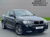2015 BMW X4 Xdrive20D M Sport 5Dr Step Auto Estate Diesel Automatic