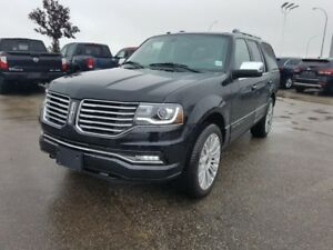 2017 Lincoln Navigator AWD SELECT Navigation (GPS),  Sunroof,  B