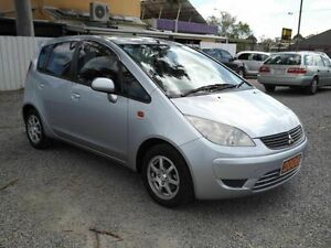 2008 Mitsubishi Colt RG MY08 ES Silver 1 Speed Constant Variable Hatchback Sefton Park Port Adelaide Area Preview
