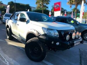 2017 Nissan Navara D23 S2 ST N-SPORT White 6 Speed Manual Utility Brookvale Manly Area Preview