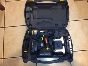 Excellent Mastercraft power Drill set London Ontario image 1