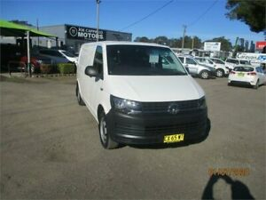 2016 Volkswagen Transporter T6 MY17 TDI 400 LWB Low White 7 Speed Auto Direct Shift Van Heatherbrae Port Stephens Area Preview