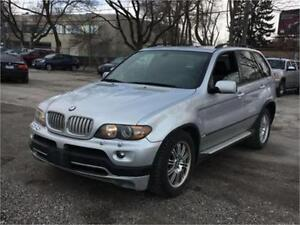 2005 BMW X5 4.8is ** NAVIGATION ** PANORAMIC ROOF **