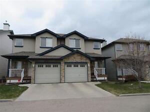 Edmonton Terwillegar Half Duplex
