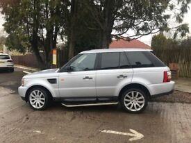 Range Rover 2.7TDV6,