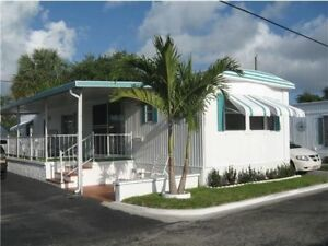 maison mobile a vendre lake worth florida