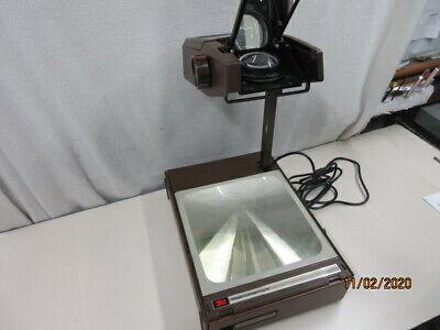 Vintage 3m 6200 Portable Briefcase Overhead Projector
