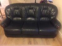 Leather Sofa 3 + 2 Seater