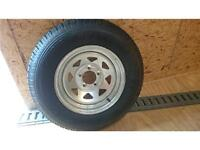 205-75d14 New Trailer Wheels and Tires
