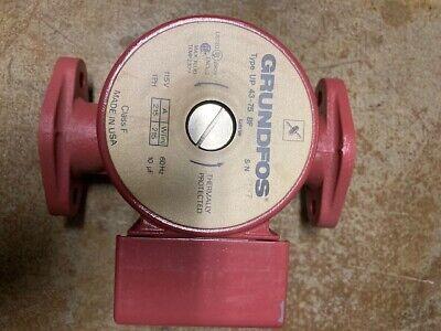 Grundfos Bronze Commercial Pump Up43-75bf