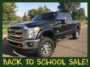 2014 Ford F-350 Lariat Crew Cab Diesel 4x4 **FULLY LOADED!!**