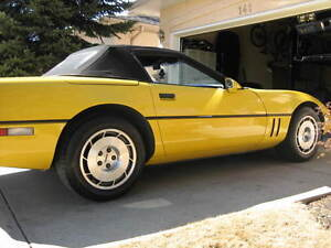 1986 Indy Pace Car Corvette Convertible - Trade for SRT8 or C6