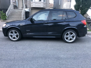 BMW X3 M PACKAGE 2012