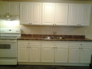 May 1st all inclusive basement 2 bedrooms unit in triplex