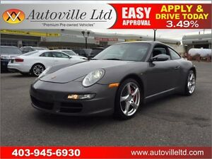 2008 Porsche Carrera 4S 911 NAVIGATION LOW KM