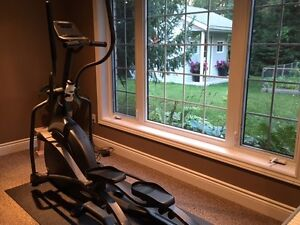 Vision Fitness x6100 Elliptical For Sale