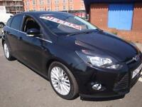 62 FORD FOCUS ZETEC TDCI 5 DOOR DIESEL 20 A YEAR ROAD TAX