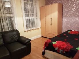 double room with garden