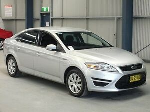 2012 Ford Mondeo MC LX Tdci Silver 6 Speed Direct Shift Hatchback Dubbo Dubbo Area Preview