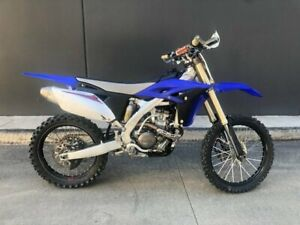 2013 Yamaha YZ250F Epping Whittlesea Area Preview