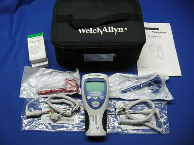 Welch Allyn SureTemp Plus Model 692 Thermometer w/all accessories