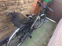 Used female Raleigh bike