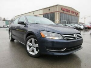 2014 Volkswagen Passat COMFORTLINE, ROOF, LEATHER, 42K!