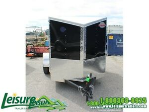 2017 Forest River Econo Hauler EHW58SA Windsor Region Ontario image 2