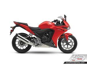 2015 Honda CBR500RF