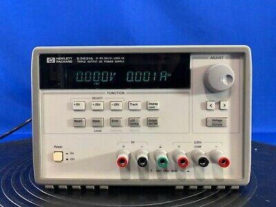 Agilent E3631a Dc Power Supply
