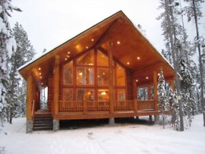 Looking for cabin/log home to rent or purchase