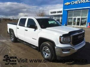 2017 GMC Sierra 1500 Crew Cab 4WD 5.3L - Better than new!