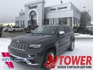 2014 Jeep Grand Cherokee Summit - FULLY LOADED, V8 HEMI!!!