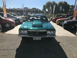 1972 Holden Ute HQ Green Automatic Utility