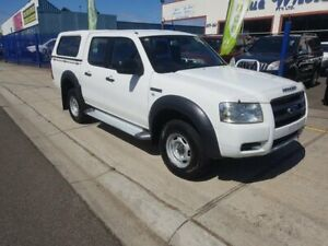 2008 Ford Ranger PJ 07 Upgrade XL (4x2) White 5 Speed Manual Dual Cab Pick-up Dandenong Greater Dandenong Preview