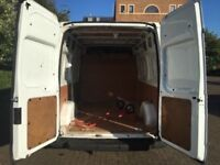 Van with Man Great services available