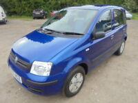 Fiat Panda 1.2 Dynamic, FULL SERVICE HISTORY (blue) 2007