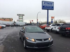 2012 Honda Civic LX 2dr Coupe