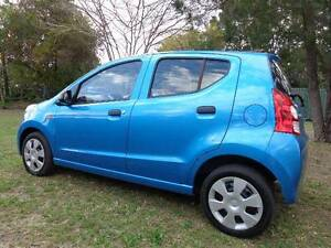 2010 Suzuki Alto Hatchback Manual 5 Speed with only 55,000klm Springwood Logan Area Preview