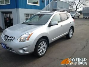 2011 Nissan Rogue SL AWD **Leather/Sunroof/Navigation**