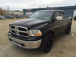 2012 Ram 1500 SLT Level Kit ~Tow Package~ Lo Price Easy Payments