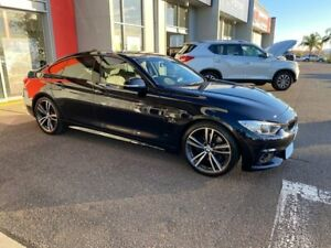 2015 BMW 4 Series F36 428i Gran Coupe Sport Line Blue 8 Speed Sports Automatic Hatchback Taminda Tamworth City Preview