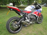 Honda CBR 1000 RA-E FIREBLADE SUPER SPORTS MOTORCYCLE
