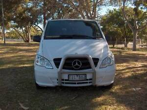 2011 MERCEDES-BENZ VITO 113 CDI 6 SEATER 4CYL 2.1LTR LWB VAN!!! Mordialloc Kingston Area Preview
