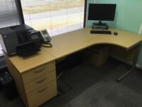 Office Desk For Sale - Collection from PO6 3EZ