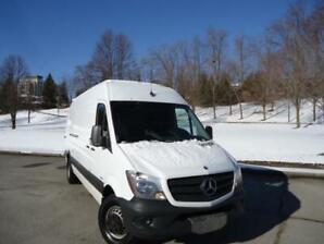 2014 Mercedes-Benz Sprinter Cargo Vans EXT 3500 DUALLY light