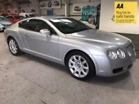 2006 56 BENTLEY CONTINENTAL 6.0 GT 2D AUTO 550 BHP