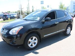 2013 Nissan Rogue S, 2.5L, AWD, CLTH, PWR ACCESSORIES, SUNROOF,