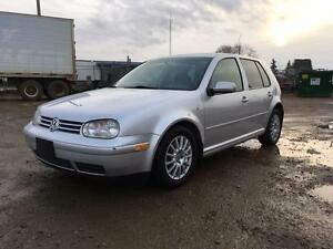 2004 Volkswagen Golf TDI|GUARANTEED IN HOUSE FINANCING!