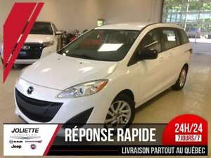 2014 Mazda Mazda5 GS, MANUELLE, AM/FM/CD/RADIO, MAG